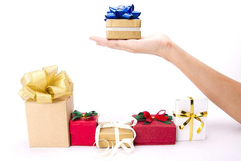 Как выбирать подарки на ДР