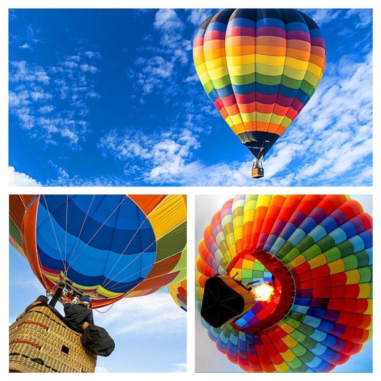 Подарок впечатление полет на воздушном шаре 18